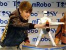 Robot VN lọt Top 9 máy nghe nhạc hay nhất thế giới