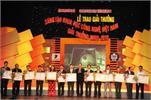 Công bố giải thưởng sáng tạo khoa học công nghệ VN
