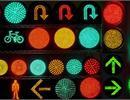 Đài Loan sử dụng đèn LED thay thế đèn giao thông